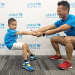 UNICEF Charity Run_Warm Up 1